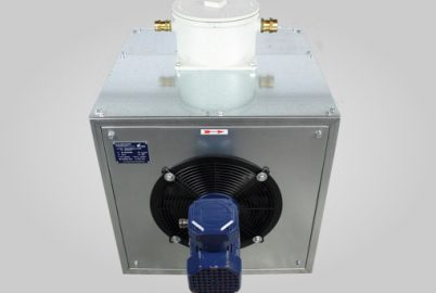 ATEX electric water heating units