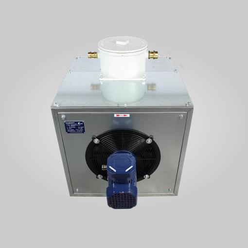 Aérotherme électrique ATEX 1