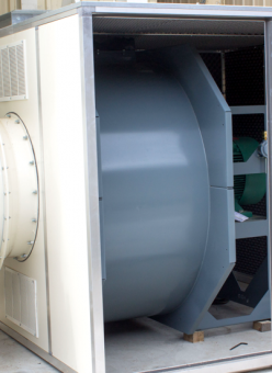 ATEX exhaust fan