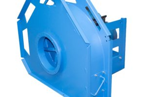 Ventilateurs centrifuges pour le transport des copeaux de bois