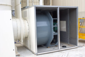 Centrifugal Fans for the Treatment of Industrial Dust Collection